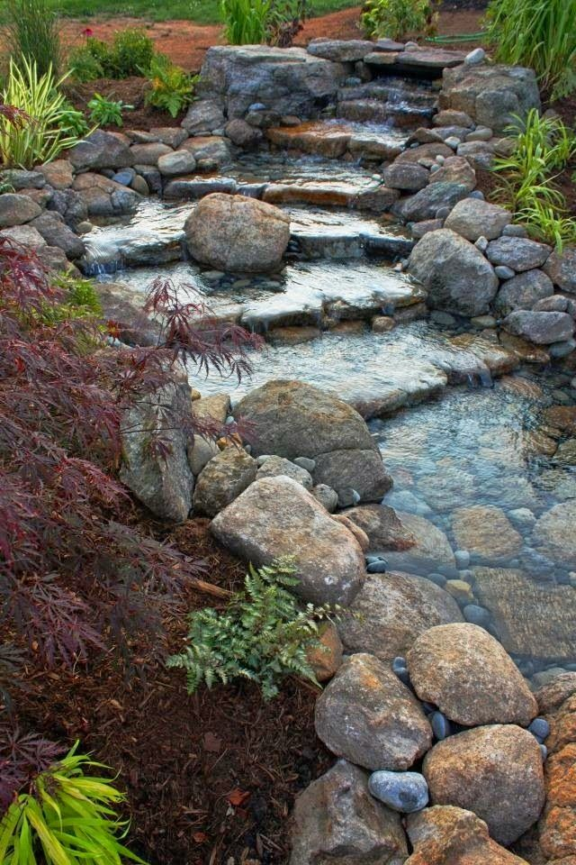 Outdoor River Rock