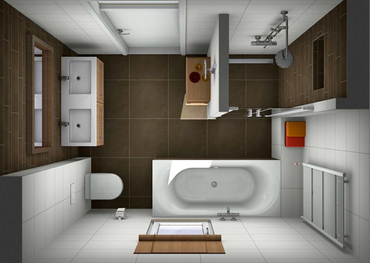 Small Bathroom Designs Bath And Shower
