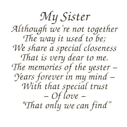 Valentine Verses Dear Brother