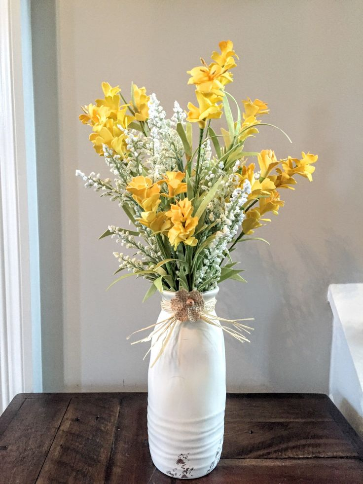 Large Tall Floral Arrangements And Spring