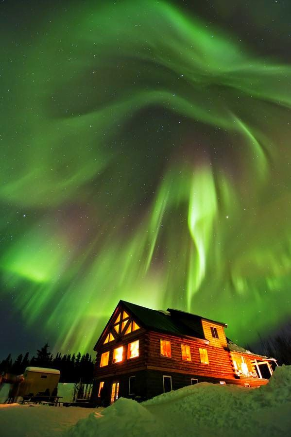 Fairbanks Northern Lights Alaska