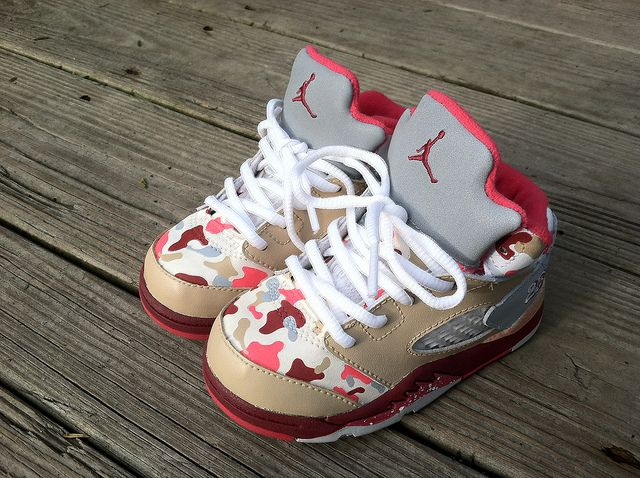 Jordan Boys Crib Shoes