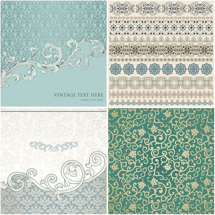 Collection Different Wedding Invitation Cards 5 25 Eps