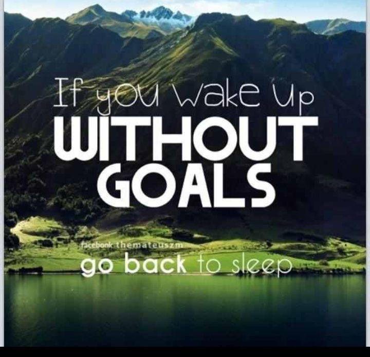 Life Goals Self Improvement