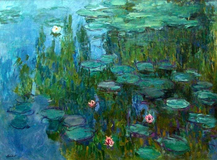 French Impressionists Monet