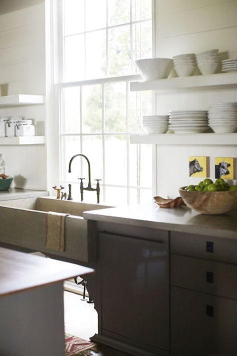 Modern Country Kitchen Decorating Ideas