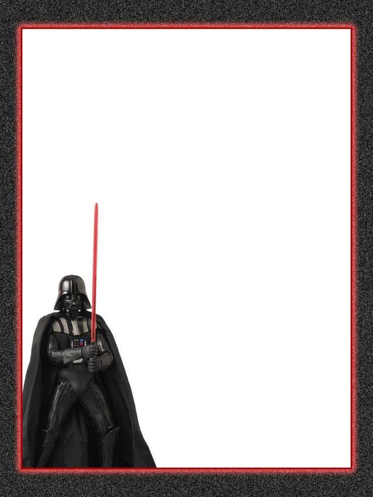 Star Wars Border Clip Art