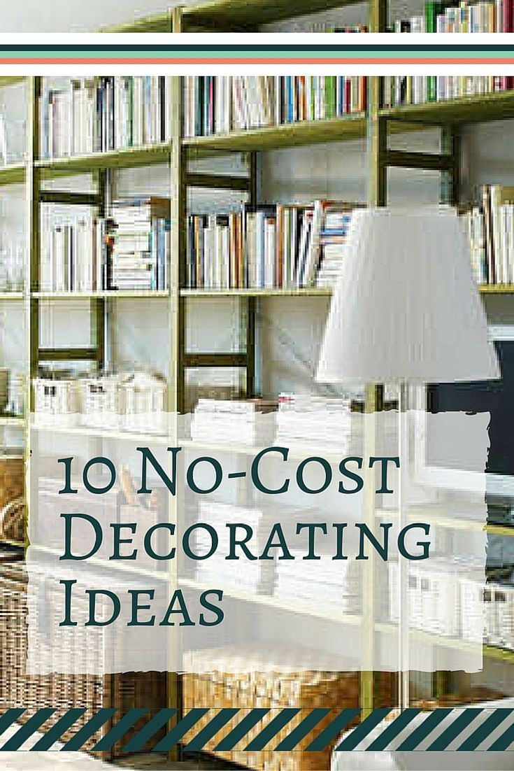 Decorating Budget Dime