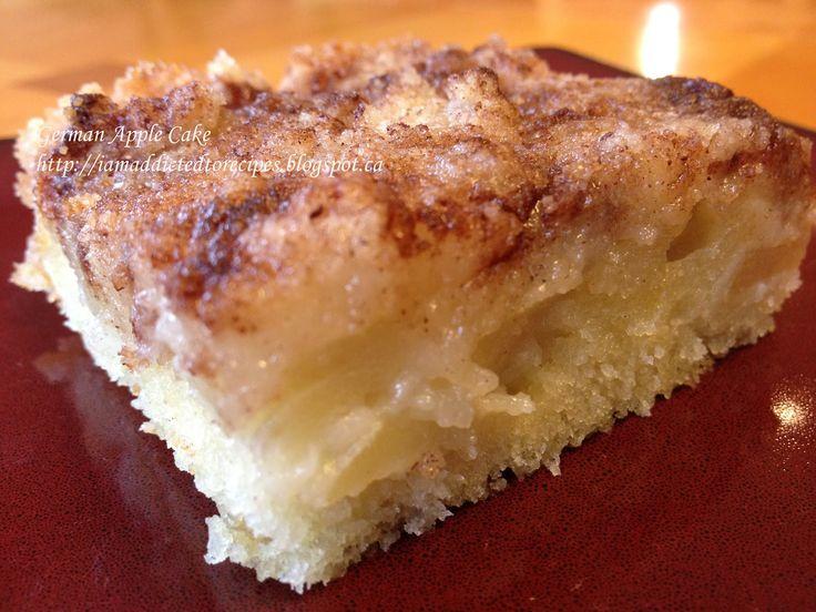 Cake Apple Easy Slice