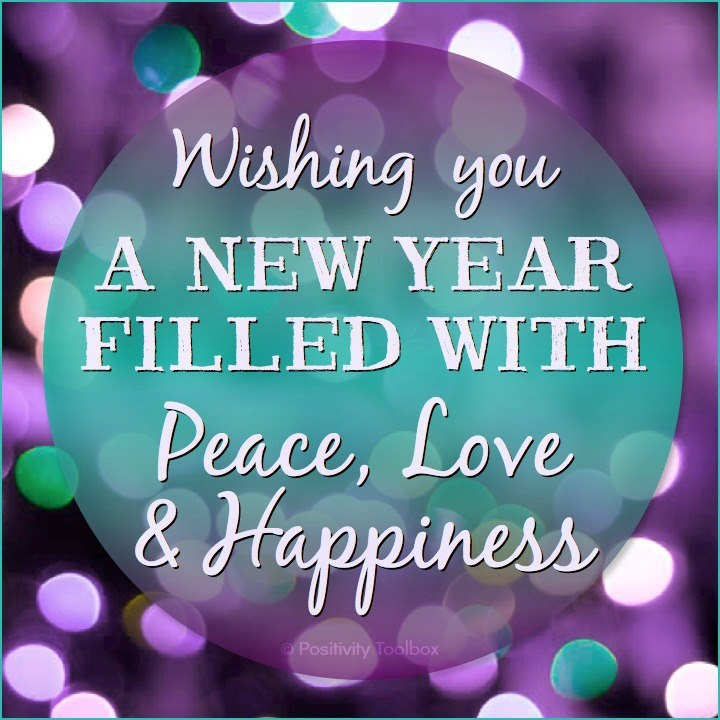 Year Happiness And Love