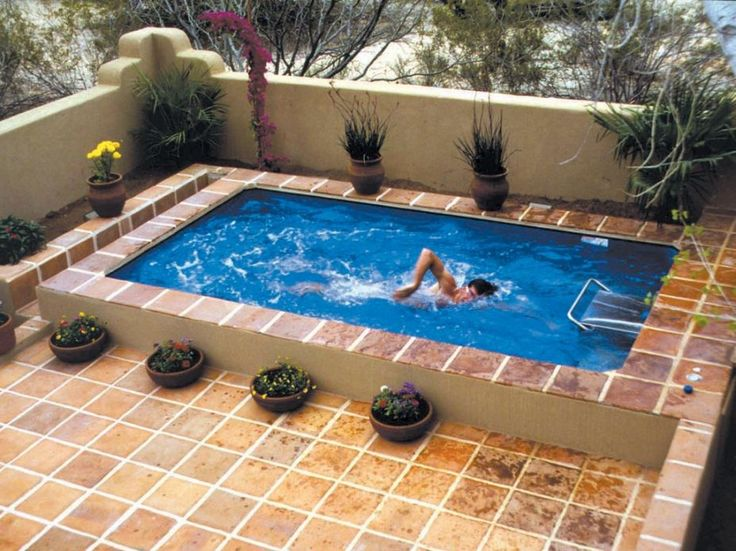 Pool Fancy Small Swimming Pool Designs For Small Space