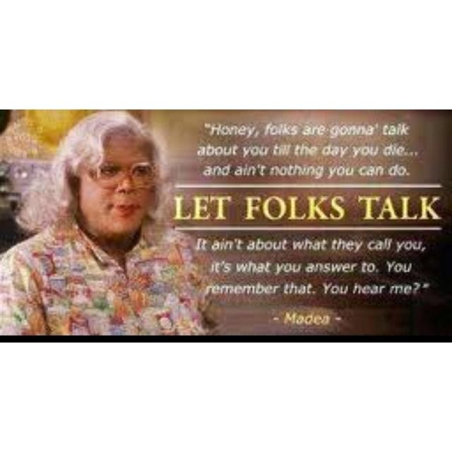 Madea Relationship Advice Quotes