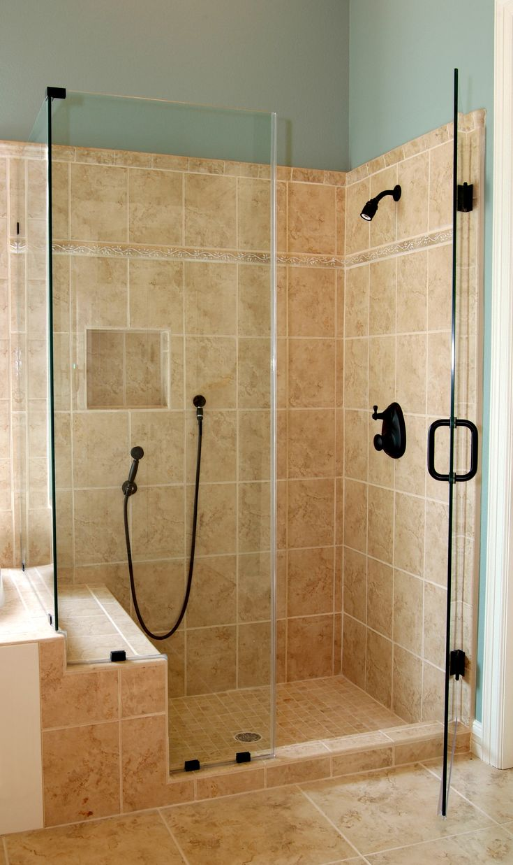 Stall Shower Safety Handles