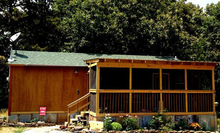 Build Your Own Outdoor Storage Shed