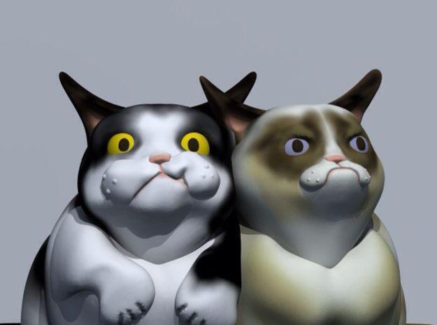Dude Cat Face Paint