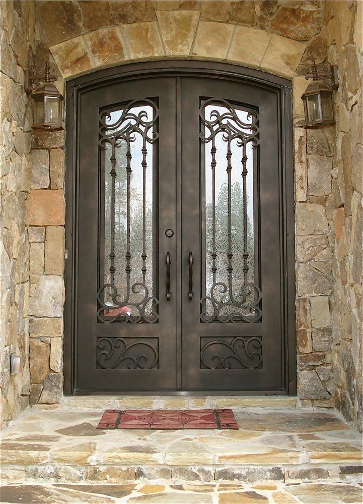 Door Old Entrances Castle