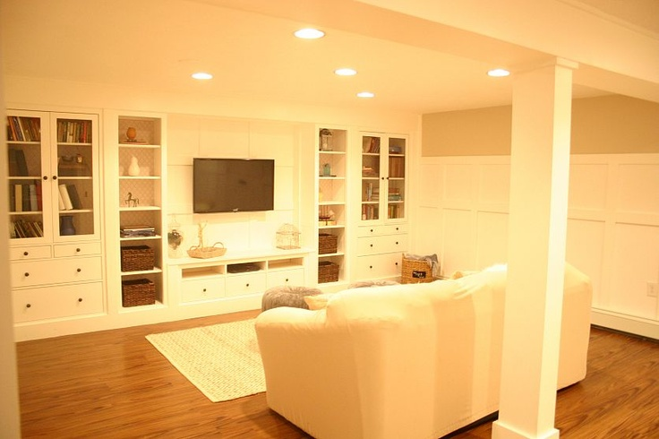 A Basement Update Tour Ikea Units Love This And