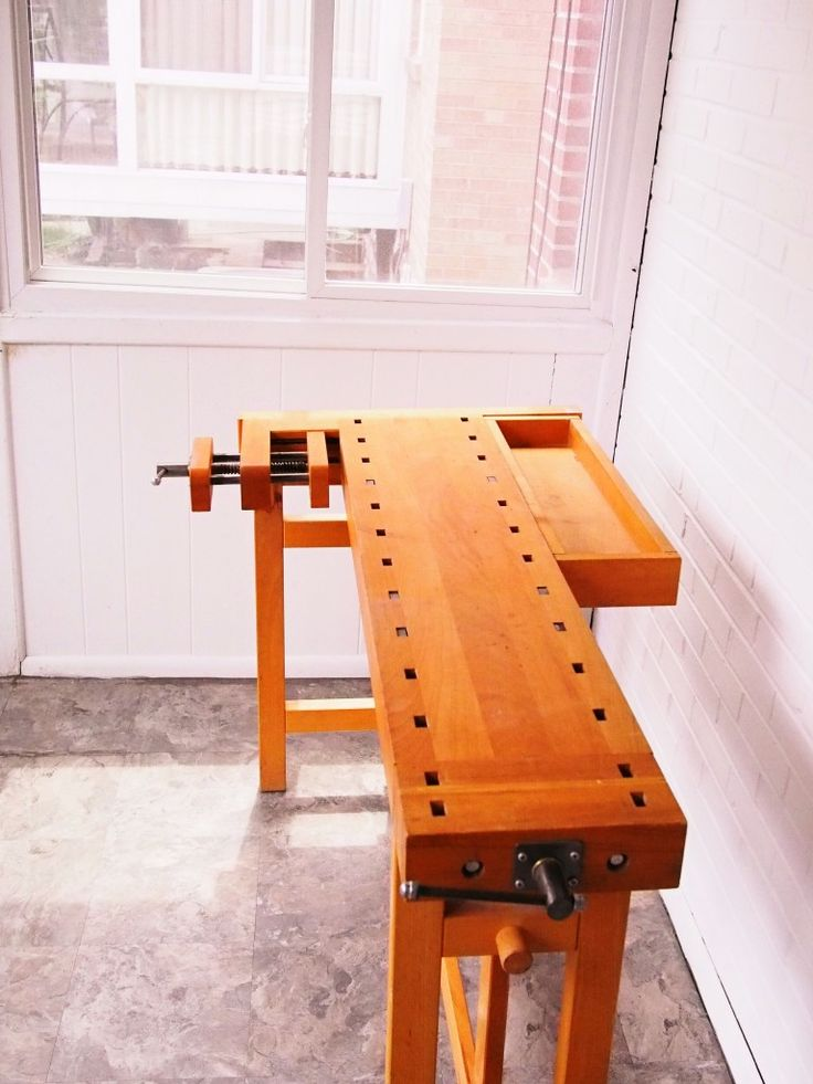 Carpenters Workbench Woodworking Projects Amp Plans