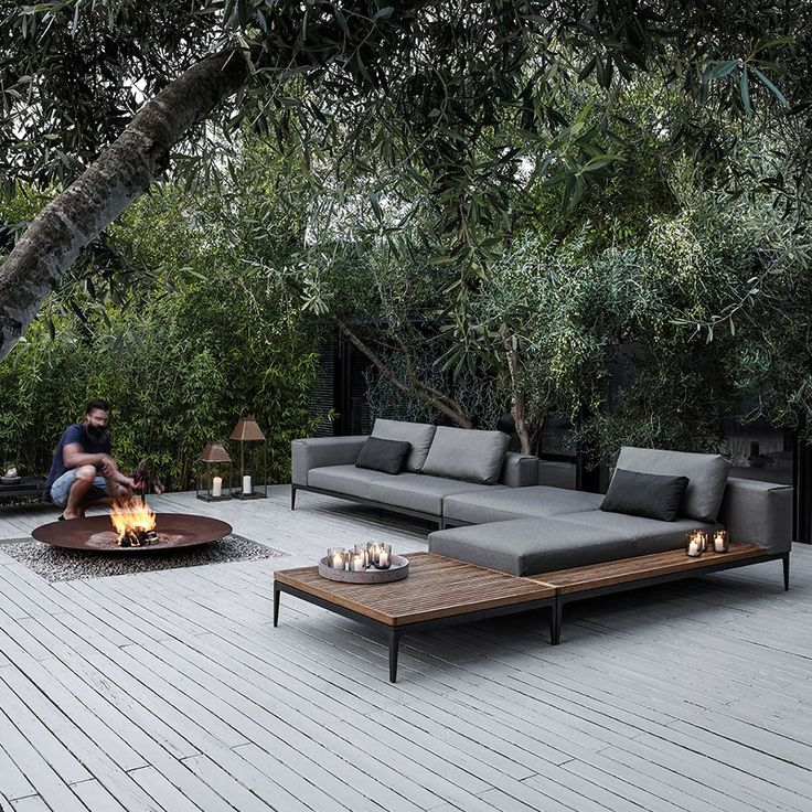 Small Outdoor Sectional Sofa