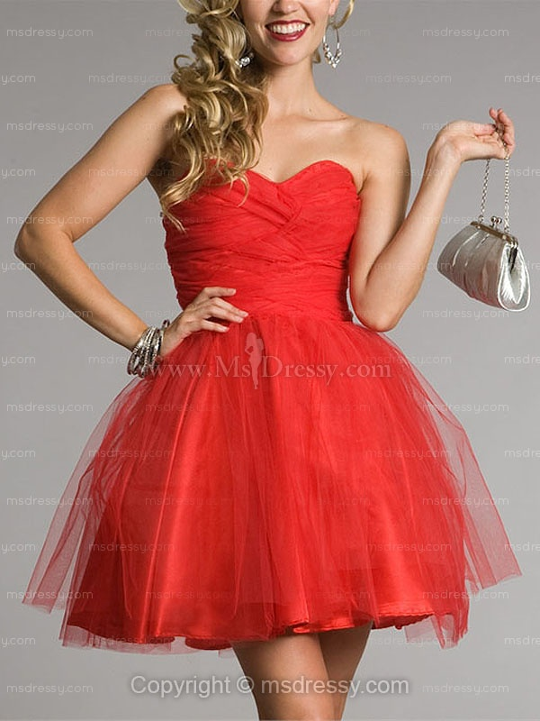 Theme Dress Red Hollywood Prom Old