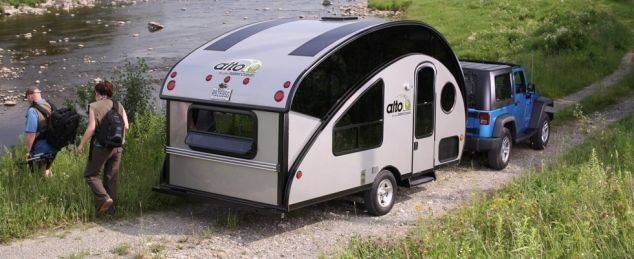 Ultra Light Campers