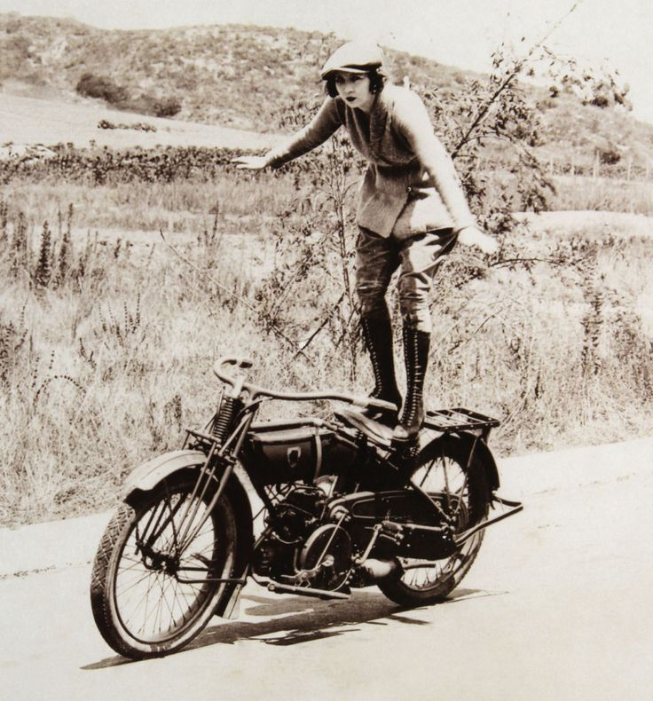 Famous Old People Riding Honda Motorcycles