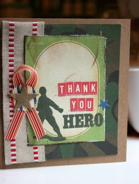 Military Christmas Cards Make