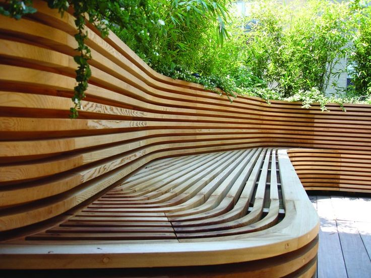Roof Terrace Seating Amp Planter Landscape Roof Terrace