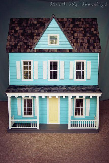 Victorian Dollhouse Hobby Lobby
