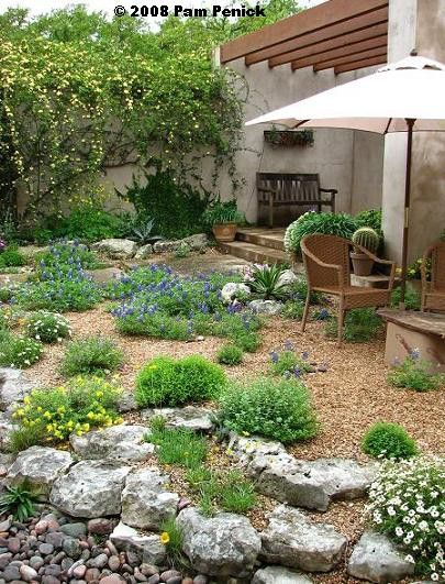 Simple Xeriscape Designs Amazing Casual Easy Going