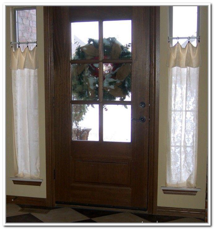 Front Door Side Window Shades