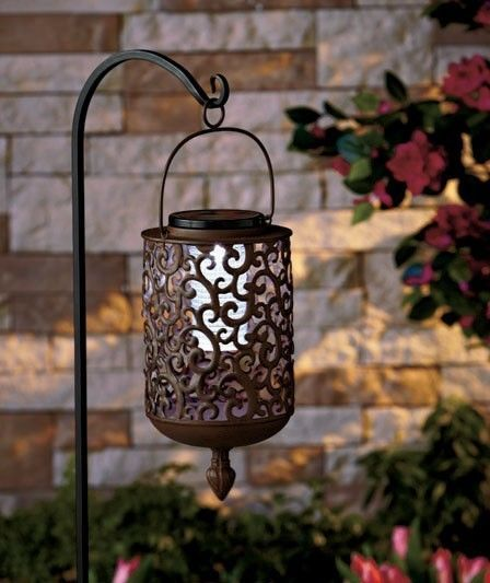 Solar Porch Lanterns