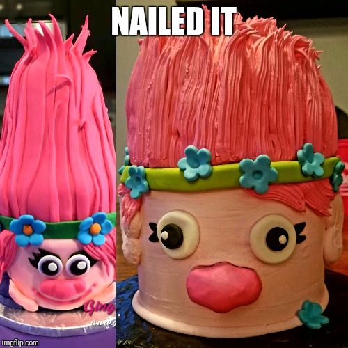 Cake Fail Nailed It Quotes And Things Pinterest
