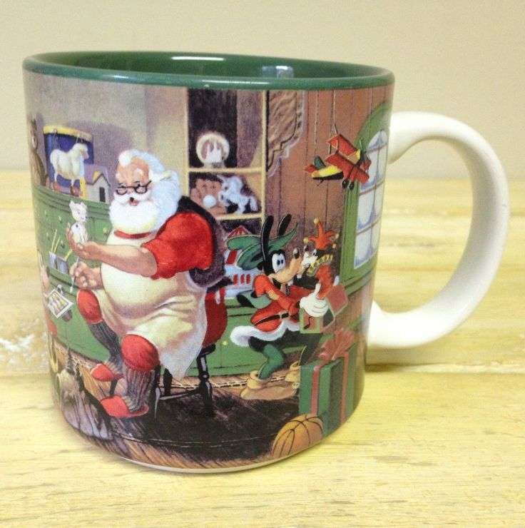 Irish Coffee Holiday Mugs