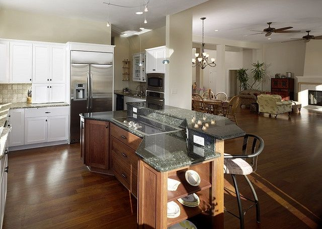 Small U Shaped Kitchen Plans