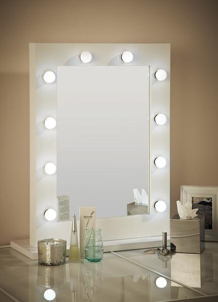 Best Light Bulbs Putting Makeup