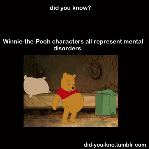 Christopher Robin Schizophrenia