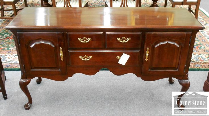 Table Large Drawers Wooden Coffee