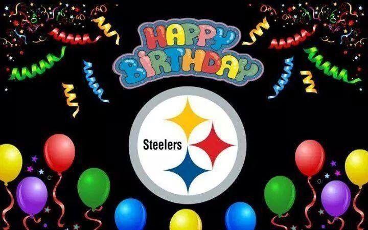 Steelers Fan Happy Birthday Wishes