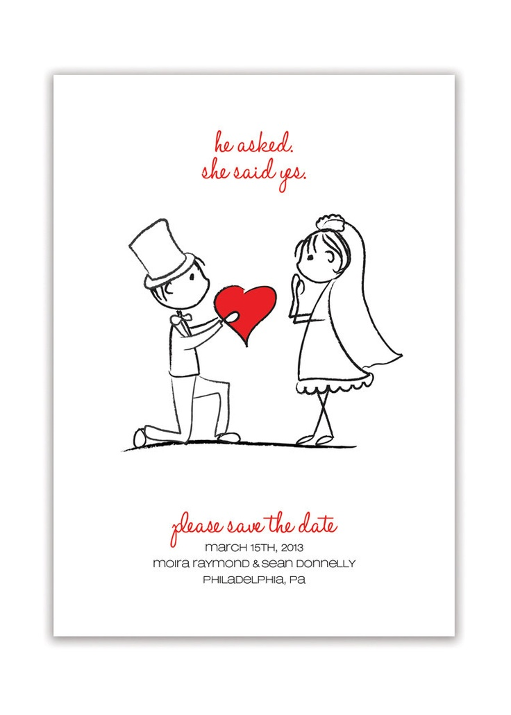 Printable Announcement Cards