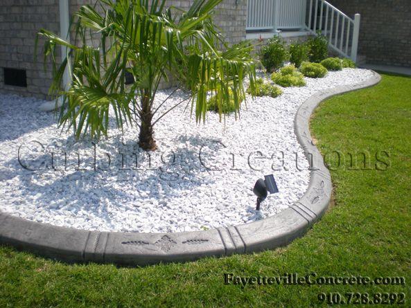 Garden Rocks White