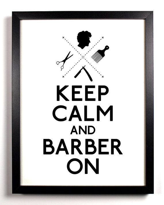 Keep Calm And Be Cosmetologist