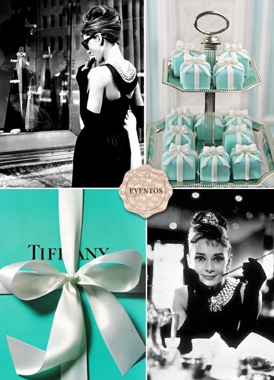 Breakfast Tiffanys Blue