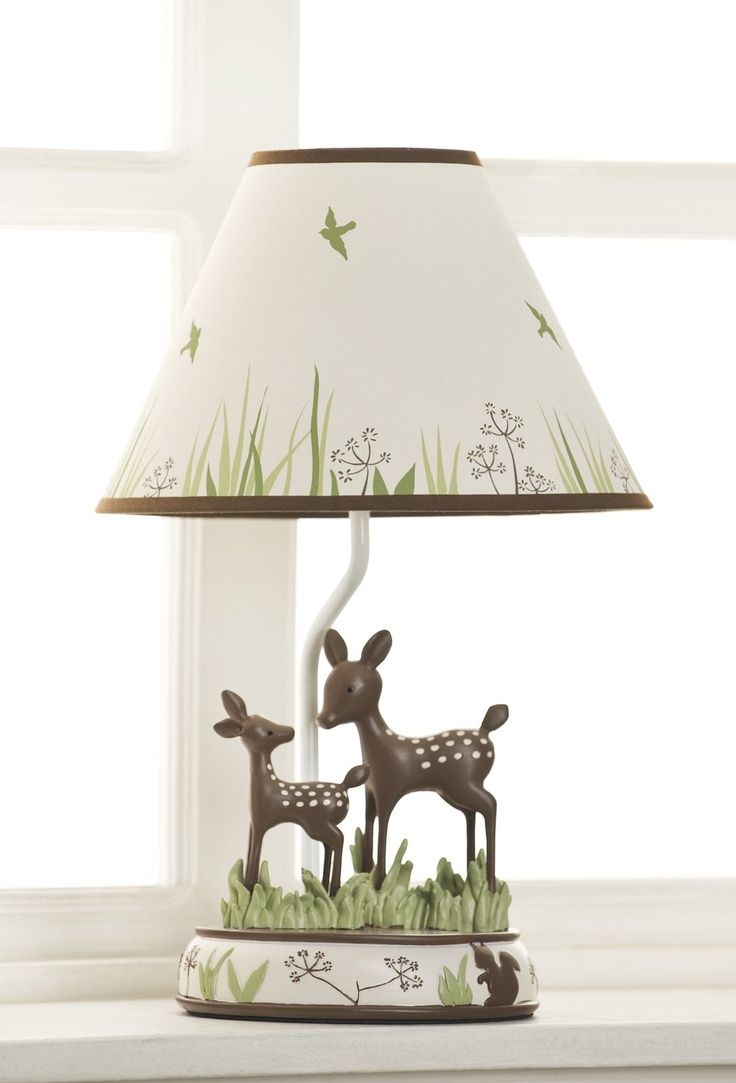 Kids Line Lamp Base And Shade Willow Organic Best