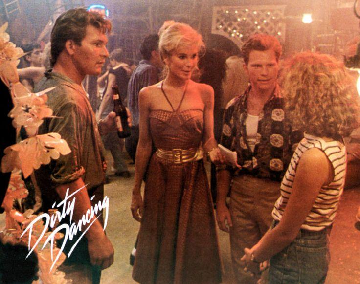 Dirty Dancing Jennifer Grey Cynthia Rhodes