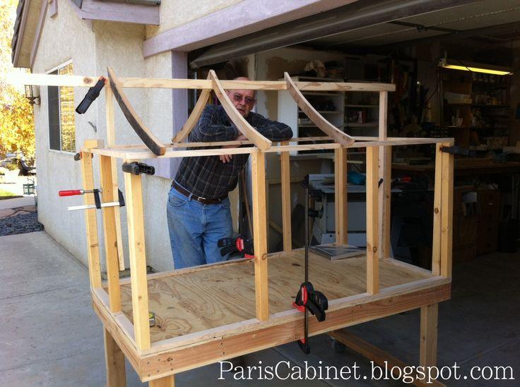 How Build Garden Greenhouse