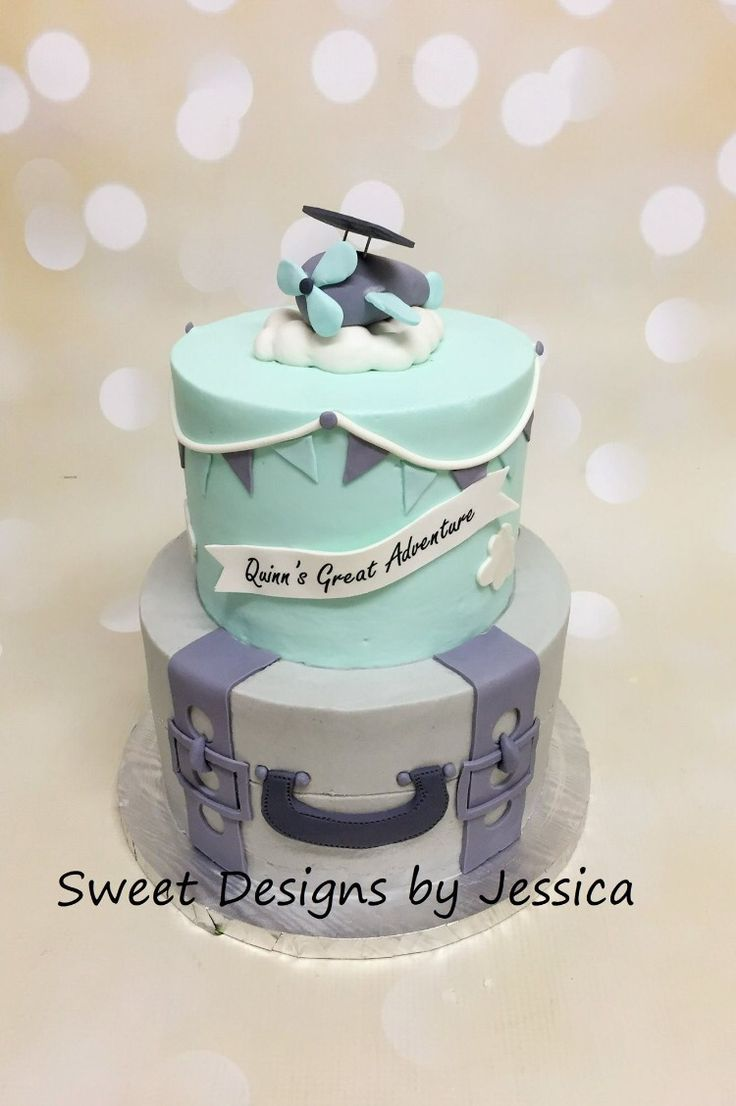 375 Best Images About My Cakes On Pinterest Smash Cakes