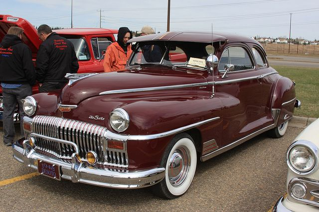 Sedans 4 Door Chevy Car 1948