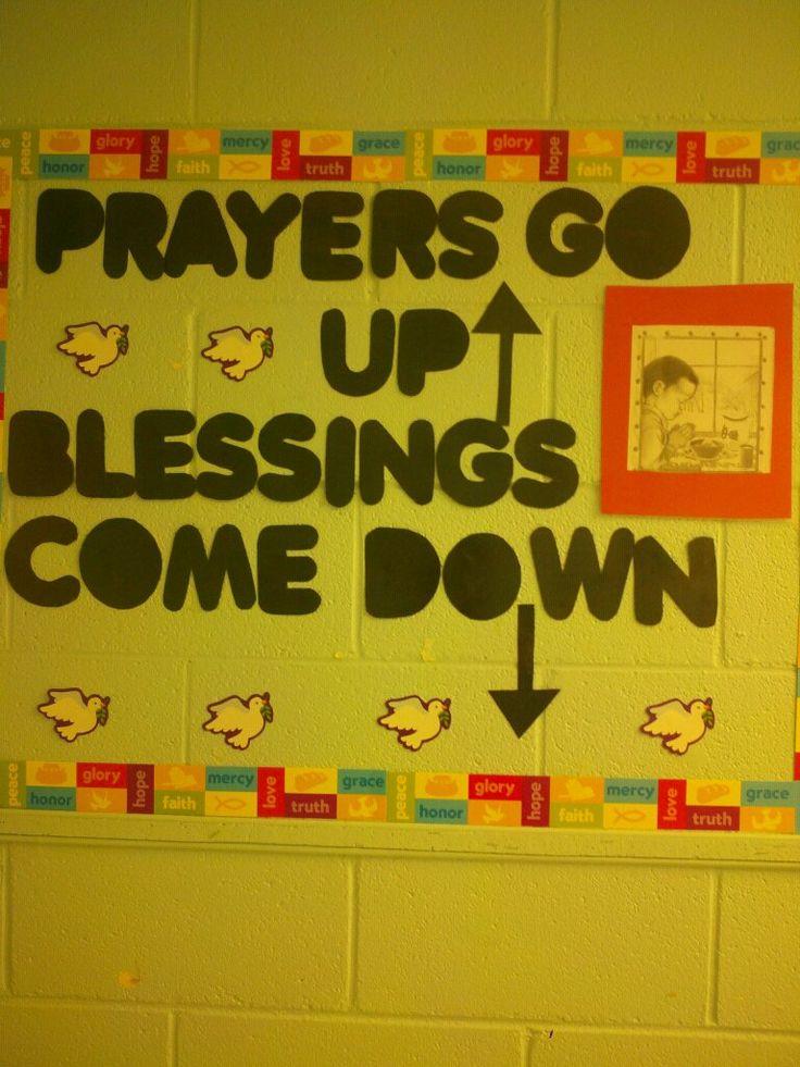 Bulletin Board Ideas Church Nursery