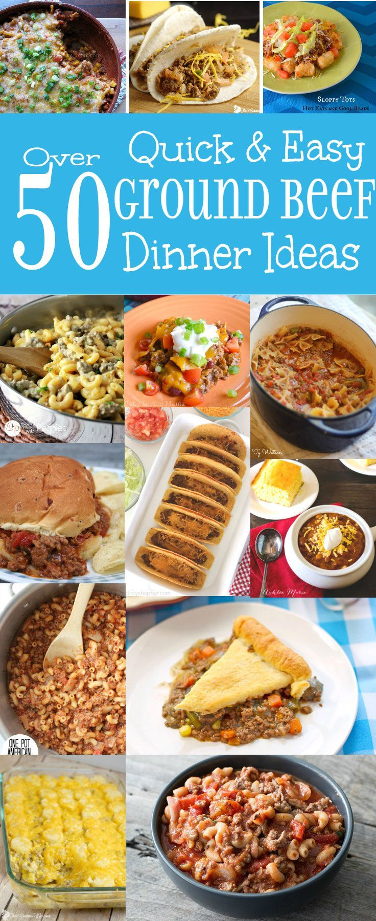 Easy Simple Supper Ideas